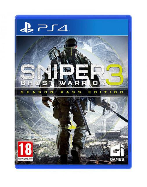 خرید بازی Sniper Ghost Warrior 3 برای Ps4