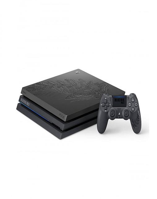 تصویر کنسول بازی PS4 Pro ظرفیت 1 ترابایت باندل The Last Of Us Part II