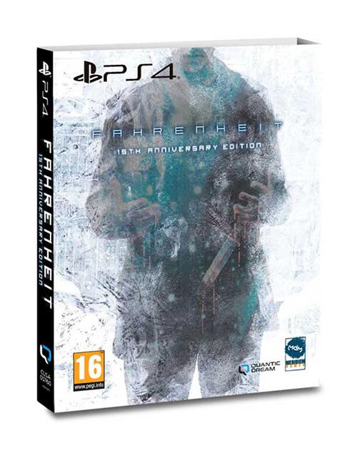 خرید بازی Fahrenheit برای PS4