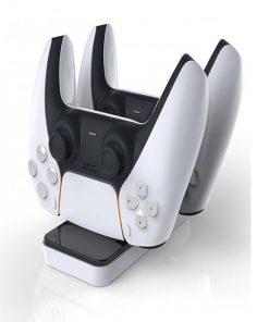 تصویر شارژر دسته PS5 برند Dobe مدل TP5-0505
