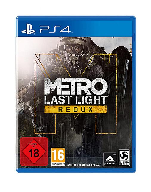 خرید بازی Metro Last Light Redux برای Ps4