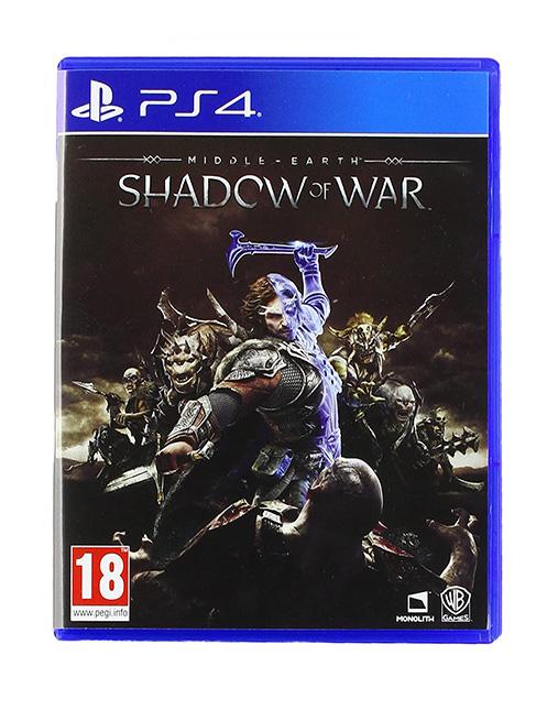 خرید بازی Shadow Of War برای Ps4