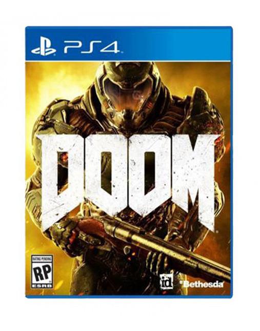 خرید بازی Doom برای Ps4