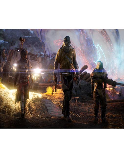 تصویر بازی Outriders برای PS5 0 1