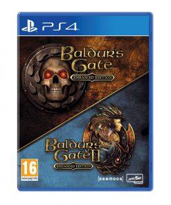 خرید بازی Baldurs Gate Enhanced edition برای-Ps4