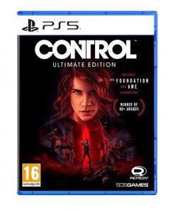 خرید بازی Control برای PS5