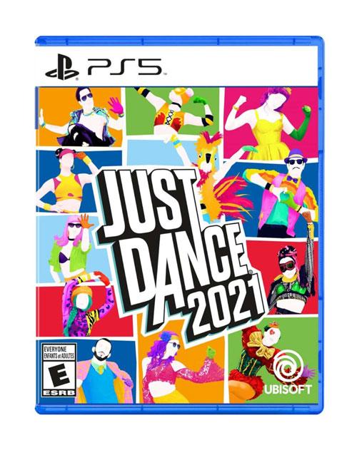 خرید بازی Just Dance 2021 برای Ps5