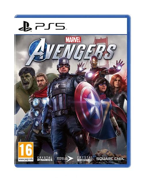 خرید بازی Marvel Avengers برای Ps5