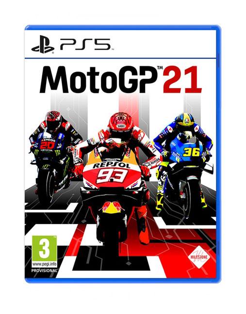 خرید بازی Motogp 2021 برای Ps5