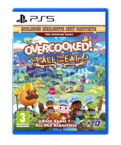 خرید بازی Overcooked برای PS5