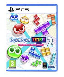 خرید بازی PuyoPuyo Tetris 2