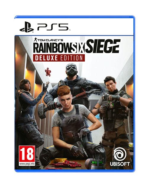 خرید بازی Rainbow Six Siege برای PS5
