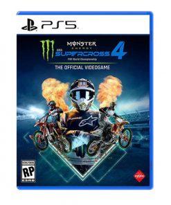 خرید بازی Supercross 4 برای PS5