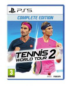 خرید بازی Tennis World Tour 2 برای PS5