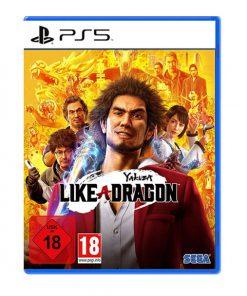 خرید بازی Yakuza Like a dragon برای PS5