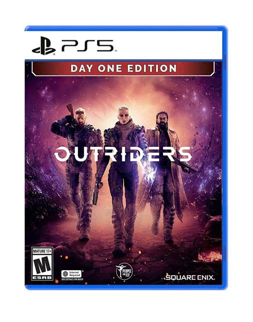خرید بازی outriders برای PS5