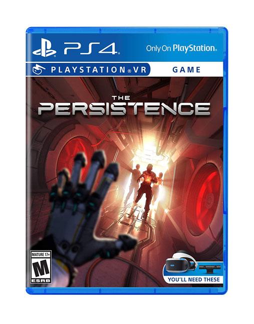 خرید بازی persistence برای پلی استیشن vr