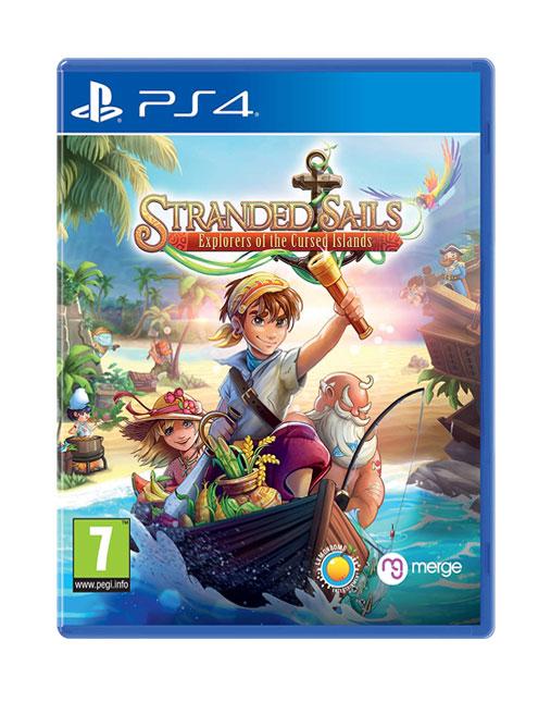 خرید بازی stranded sails برای ps4