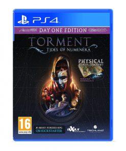 خرید بازی torment برای ps4