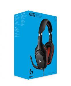 خرید هدست گیمینگ لاجیتک LOGITECH G332 box