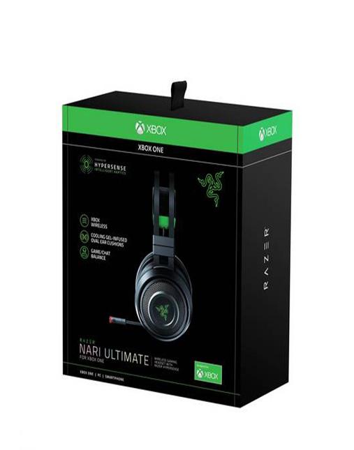 خرید هدست گیمینگ ریزر Razer Nari Ultimate box