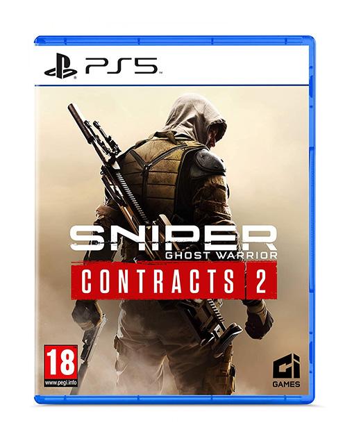 خرید بازی Sniper Ghost Warrior Contracts 2 برای PS5