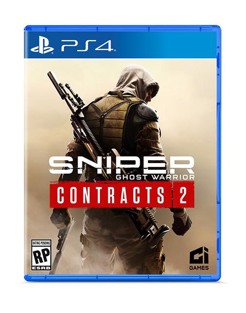 خرید بازی Sniper: Ghost Warrior Contracts 2 برای PS4