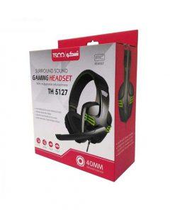 خرید هدست گیمینگ تسکو TSCO TH5127 box
