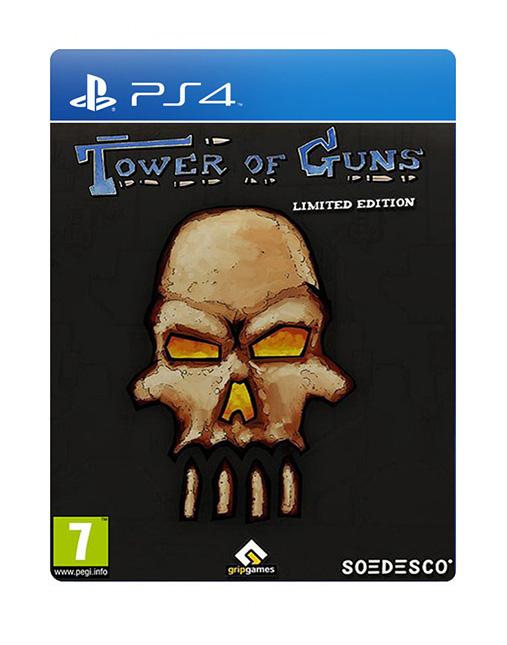 خرید بازی Tower of Guns برای PS4