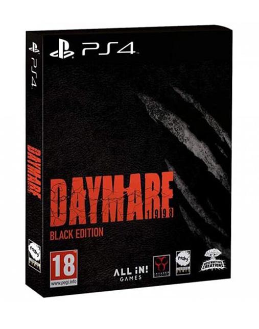 خرید بازی Daymare: 1998 Black Edition برای PS4
