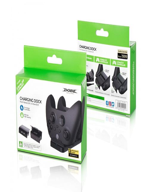 خرید پایه شارژر دوگانه Dobe برای Xbox