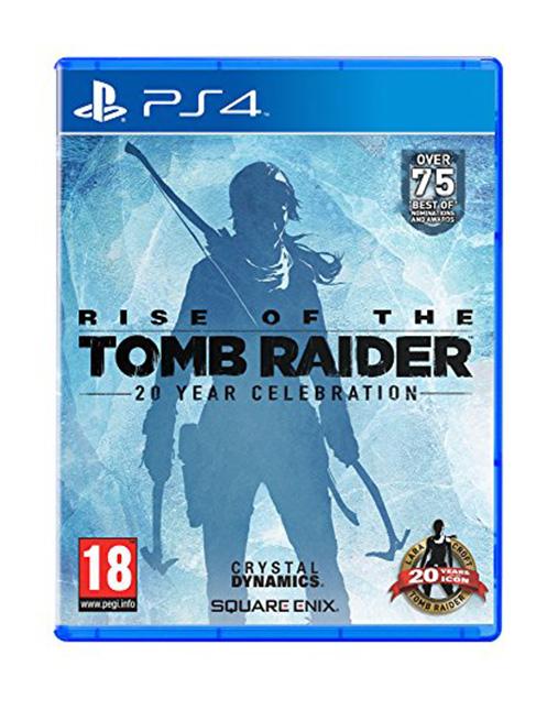 خرید بازی Rise of the Tomb Raider برای Ps4