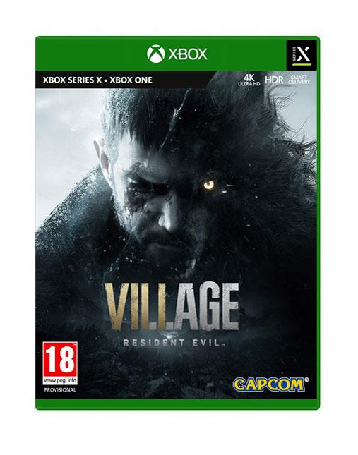 خرید بازی Resident evil village برای Xbox