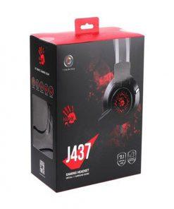 خرید هدست گیمینگ A4tech Bloody j437 box