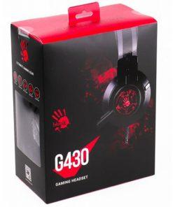 خرید هدست گیمینگ A4tech Bloody g430 box