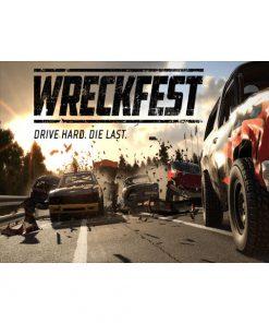 تصویر بازی Wreckfest برای PS5 01