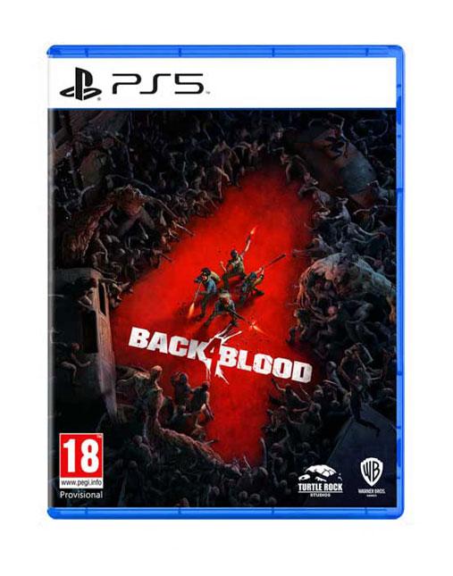 خرید بازی Back 4 Blood برای PS5