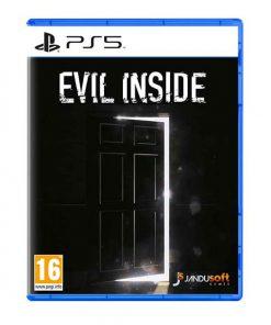 خرید بازی Evil inside برای Ps5