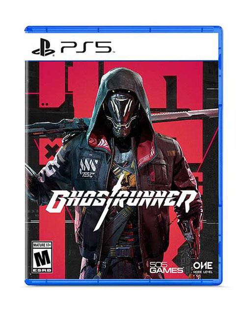 خرید بازی Ghostrunner برای PS5