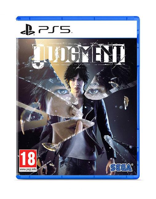 خرید بازی Judgment برای Ps5