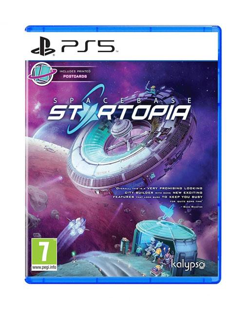 خرید بازی Spacebase startopia برای PS5