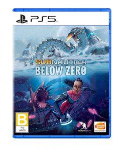 خرید بازی Subnautuca below zero برای PS5