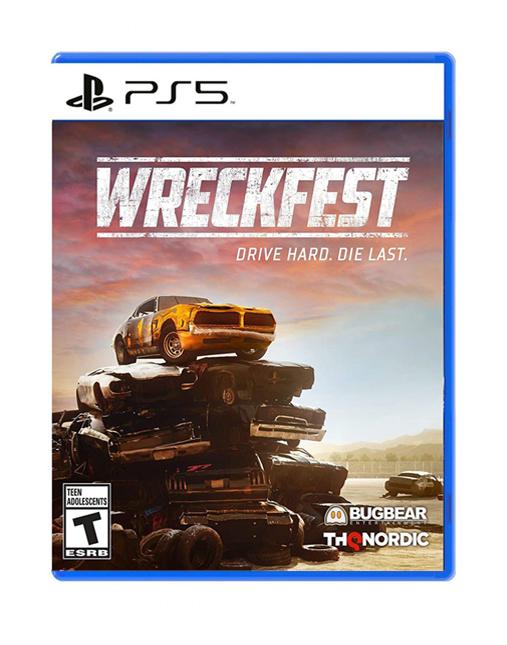 خرید بازی Wreckfest برای PS5