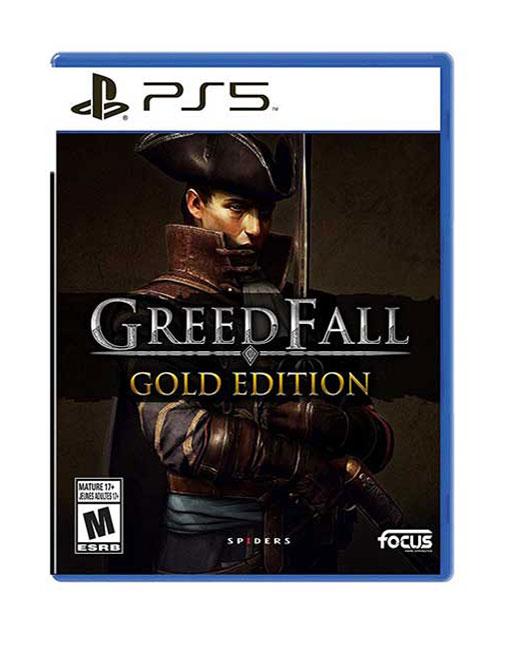 خرید بازی Greedfall gold edition برای PS5