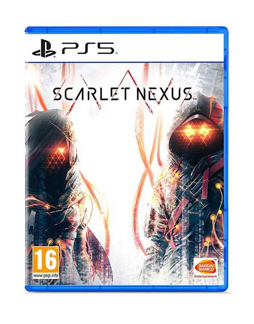 خرید بازی scarlet nexus برای PS5