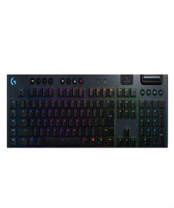 خرید کیبورد گیمینگ logitech G913 Wirelees tactile