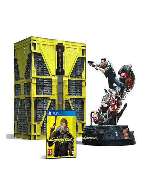 خرید کالکتور ادیشن Cyberpunk 2077