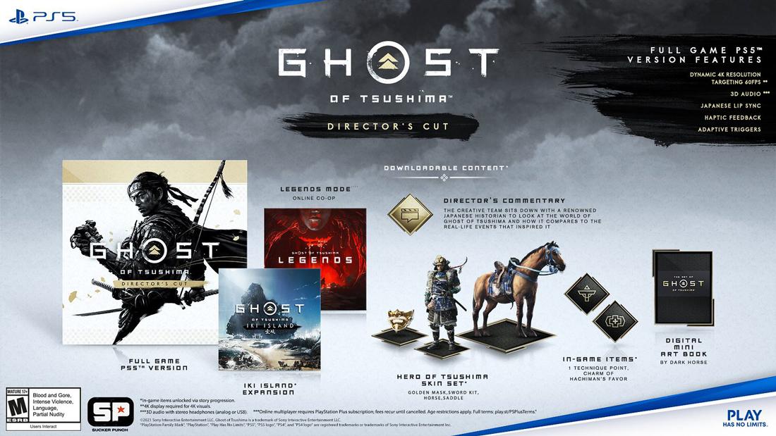 نصاویر نقد و بررسی بازی Ghost of Tsushima: Director's Cut برای PS5 02