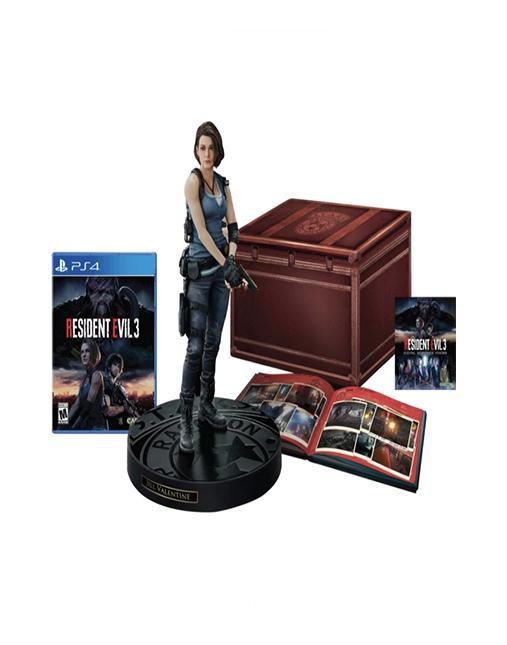 خرید کالکتور ادیشن Resident Evil 3