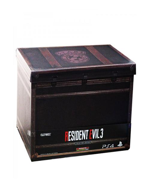 تصویر کالکتور ادیشن Resident Evil 3 01